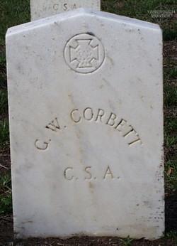 George Washington Corbett