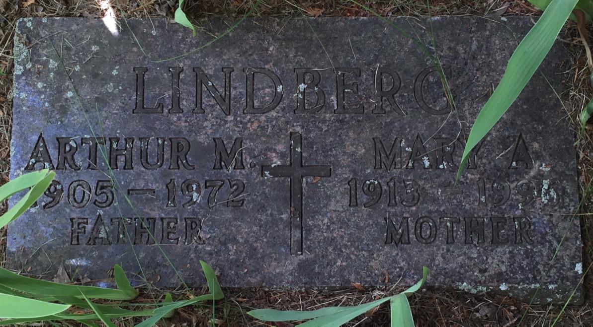 Arthur Conrad Lindberg
