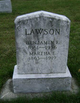 Orville E Lawson