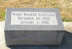 Wade Walker Burnside