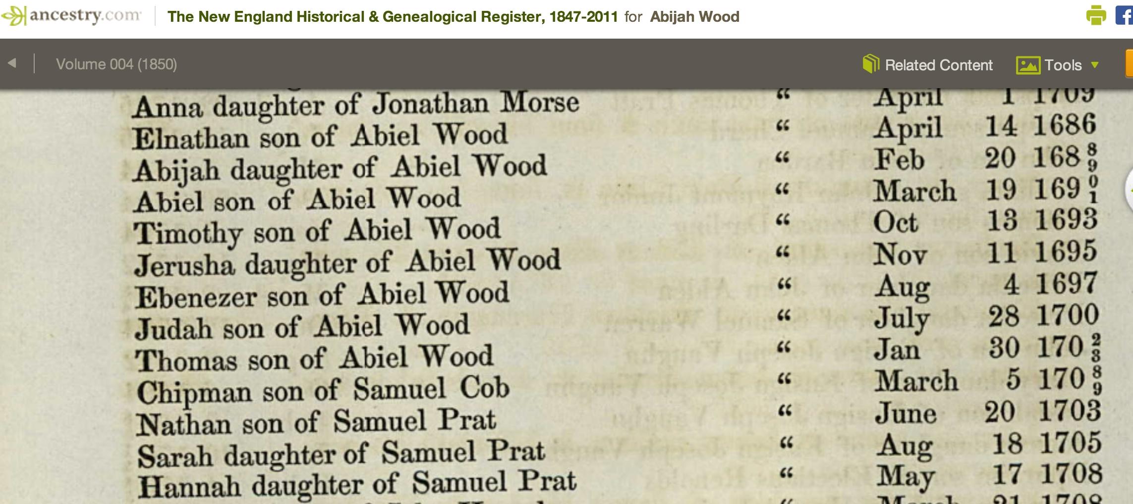 Abner Wood