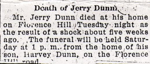 Jerry Jeremiah Dunn