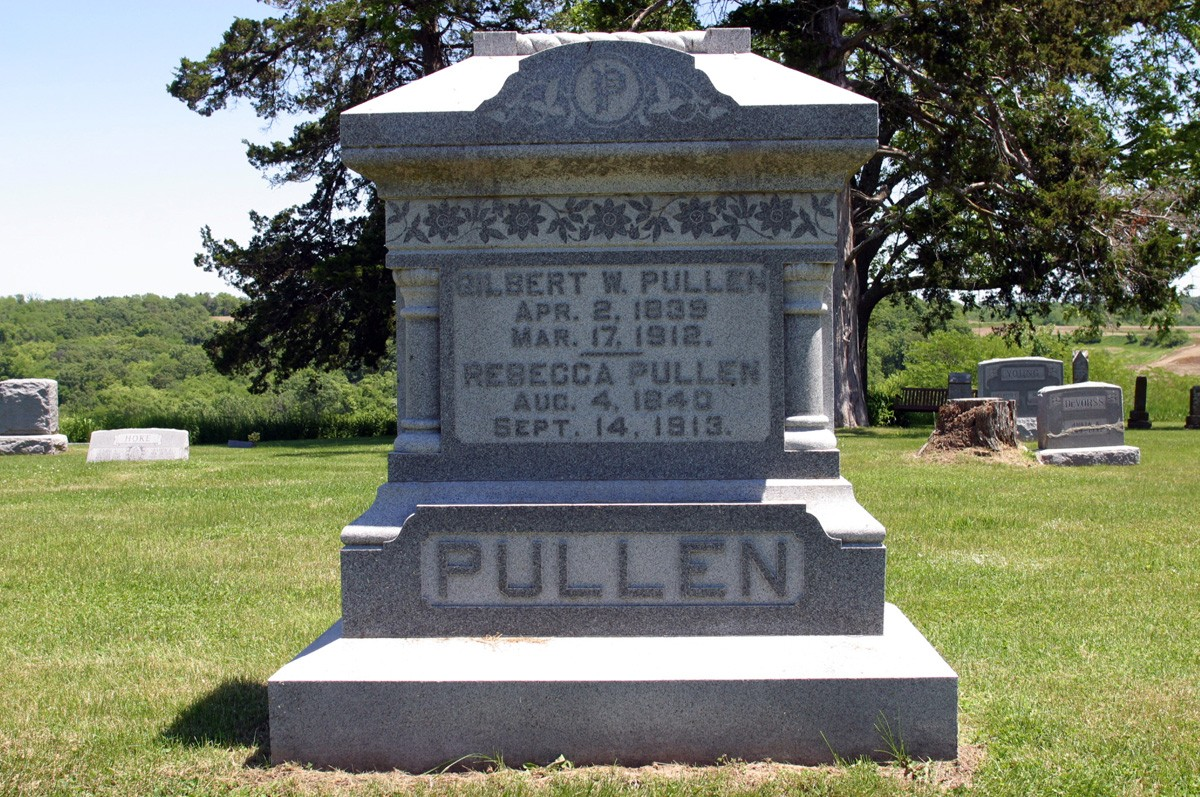 Gilbert Washington Pullen