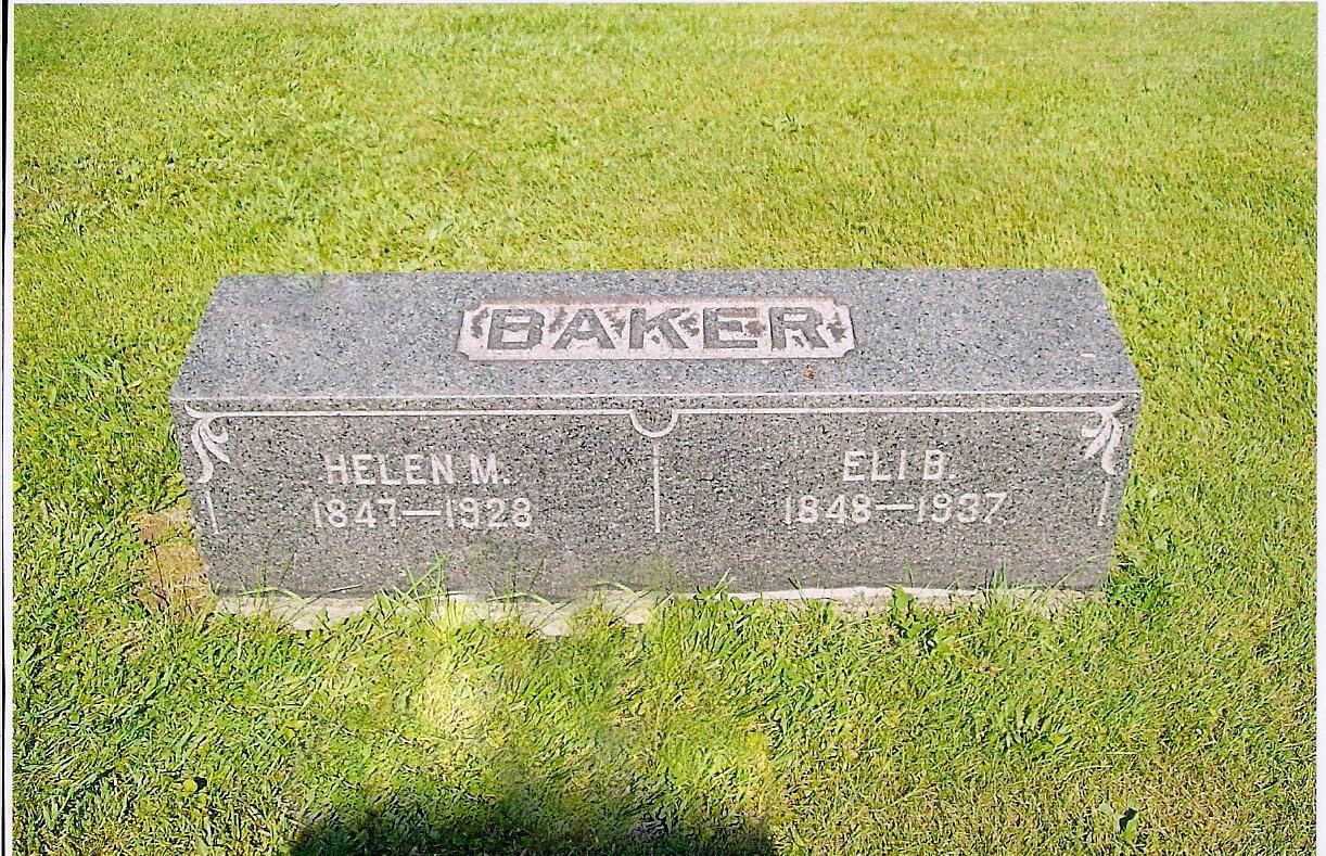 Eli Baker