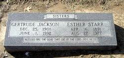 Phoebe Gertrude Jackson