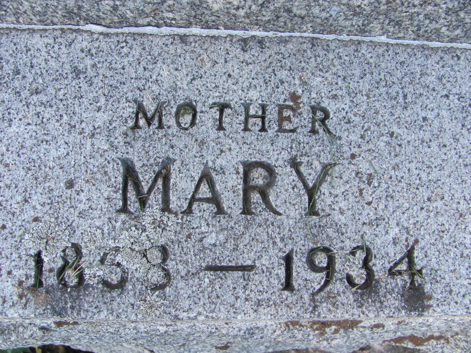 Mary Frances Rhodes