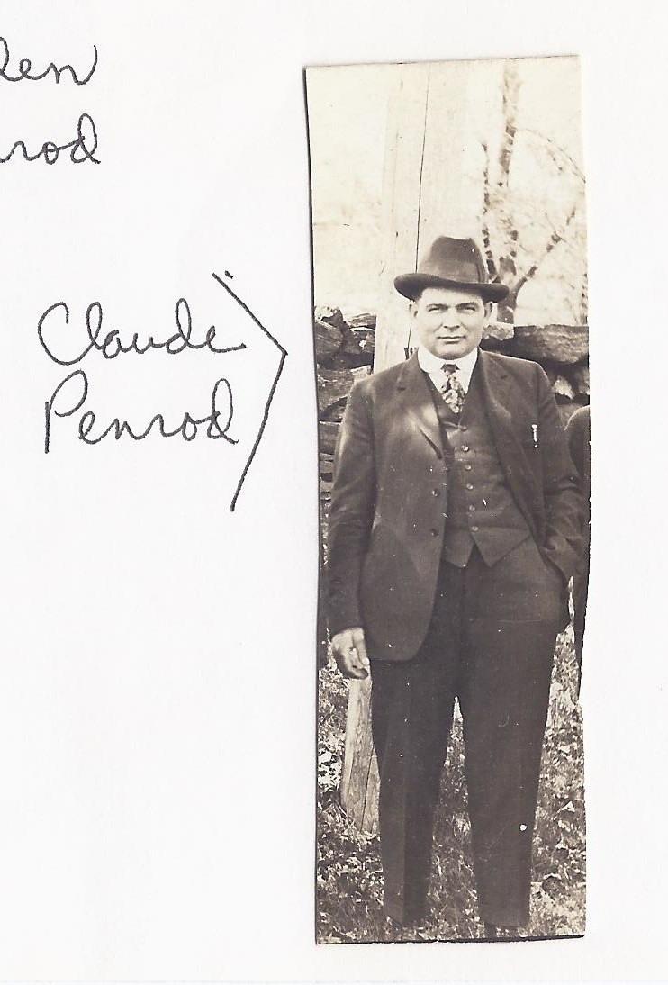 Claude Etho Penrod