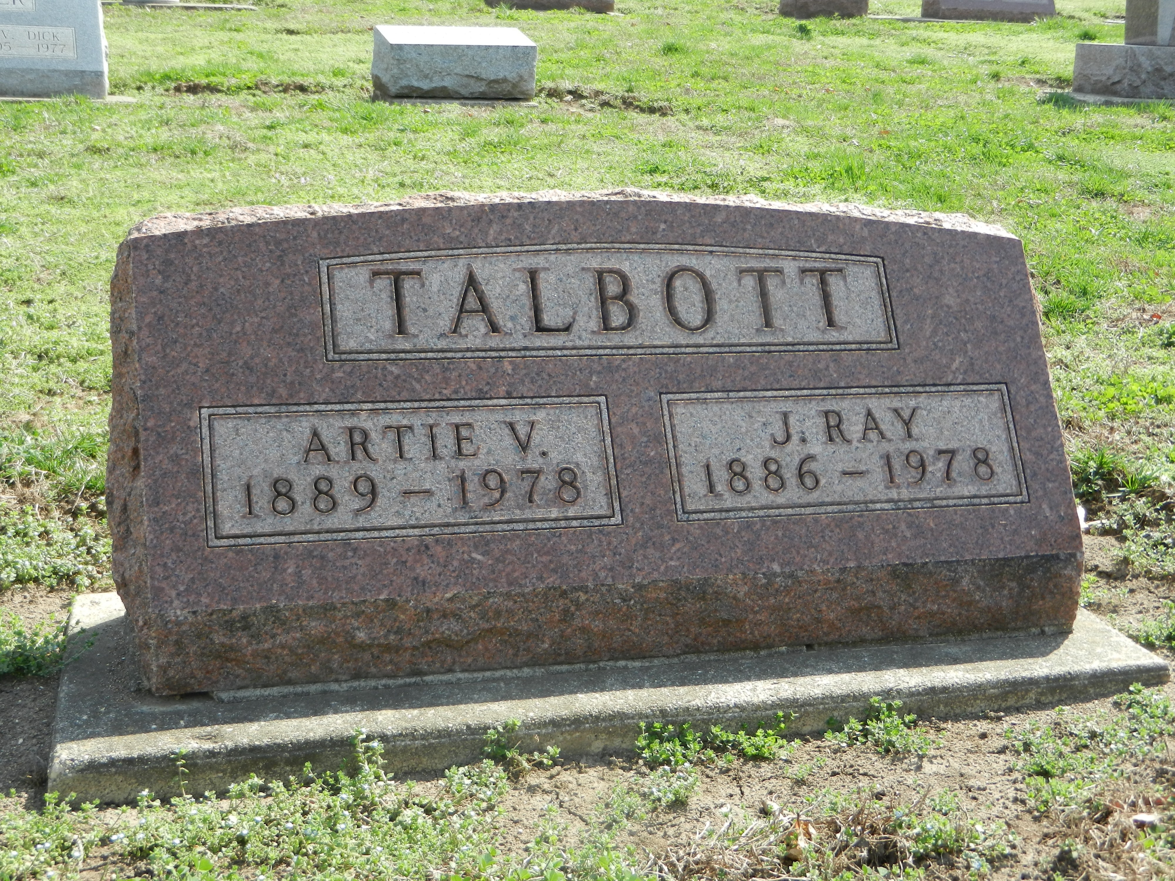 James Talbott