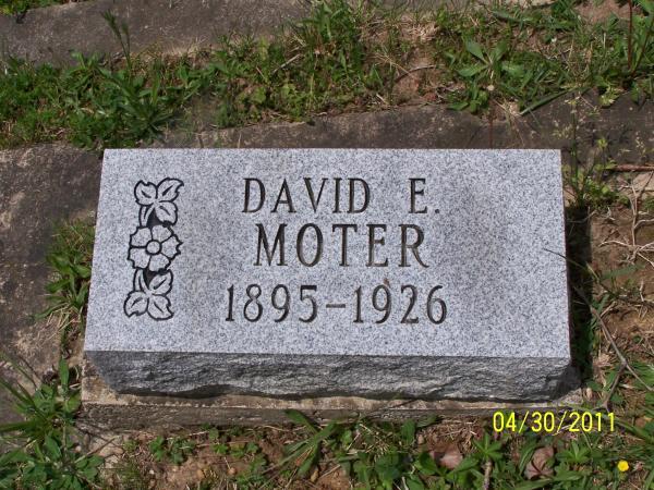 David Ellis Moter