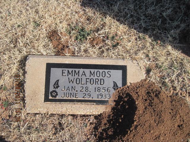 Emma Josephine Moss