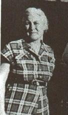 Irene Thrasher