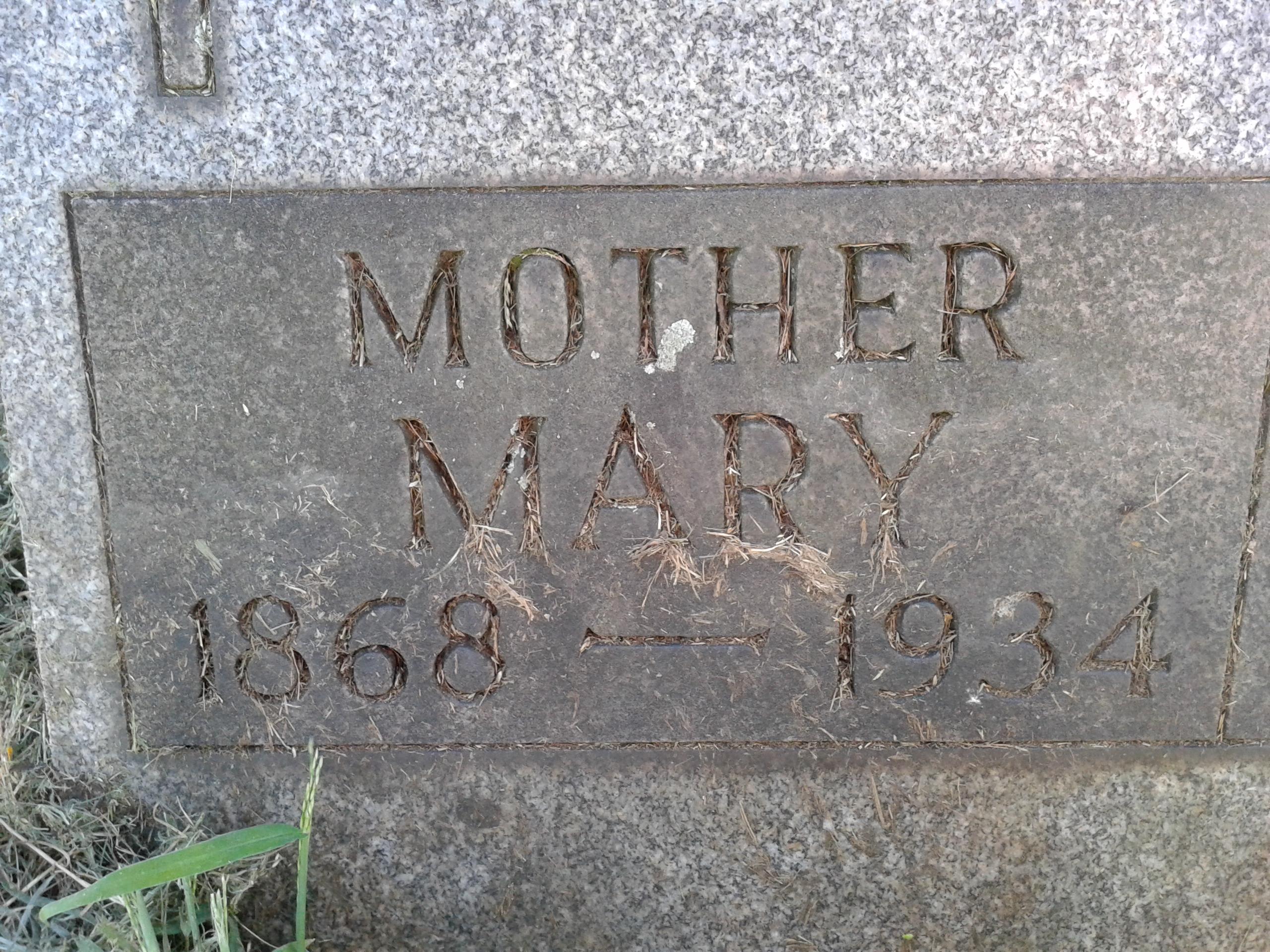 Mary Valkos