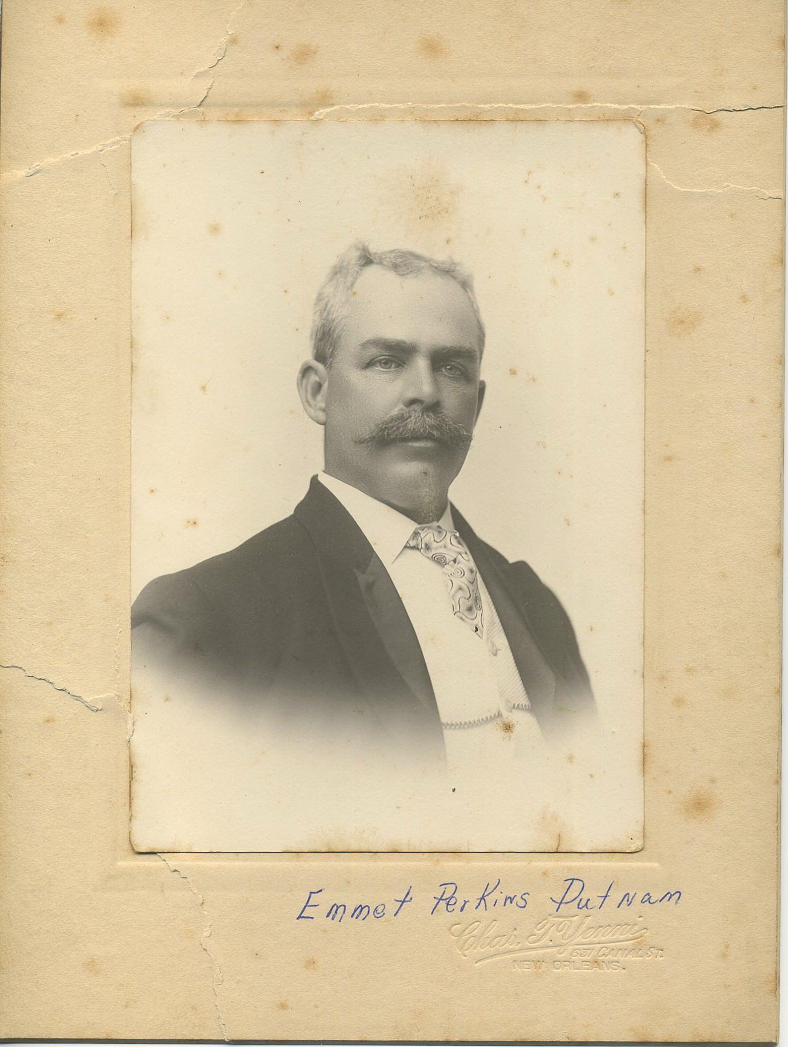 Emmet Perkins Putnam