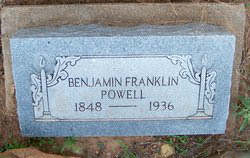 Ben Franklin Powell