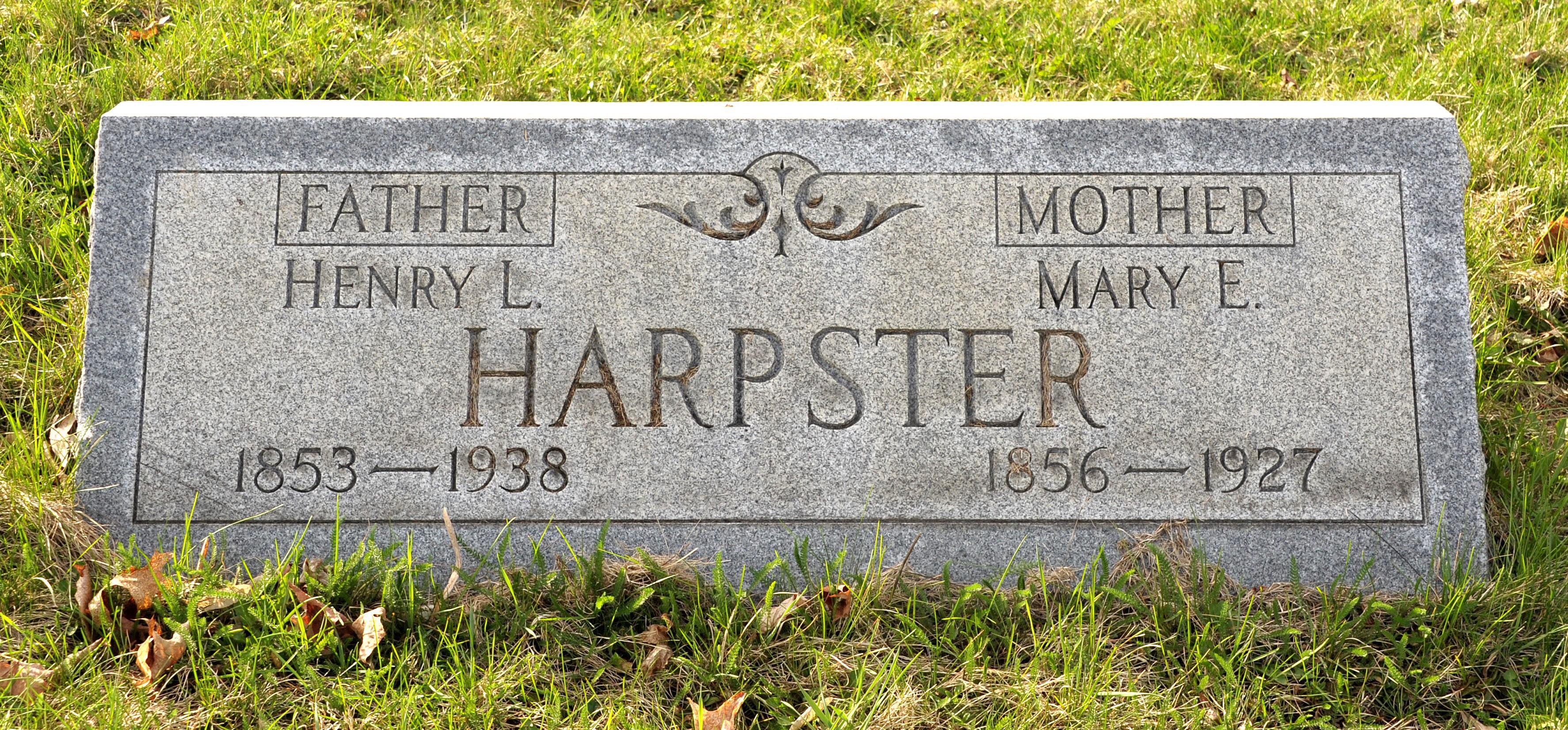 David Frank Harpster