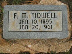 Felix Tidwell
