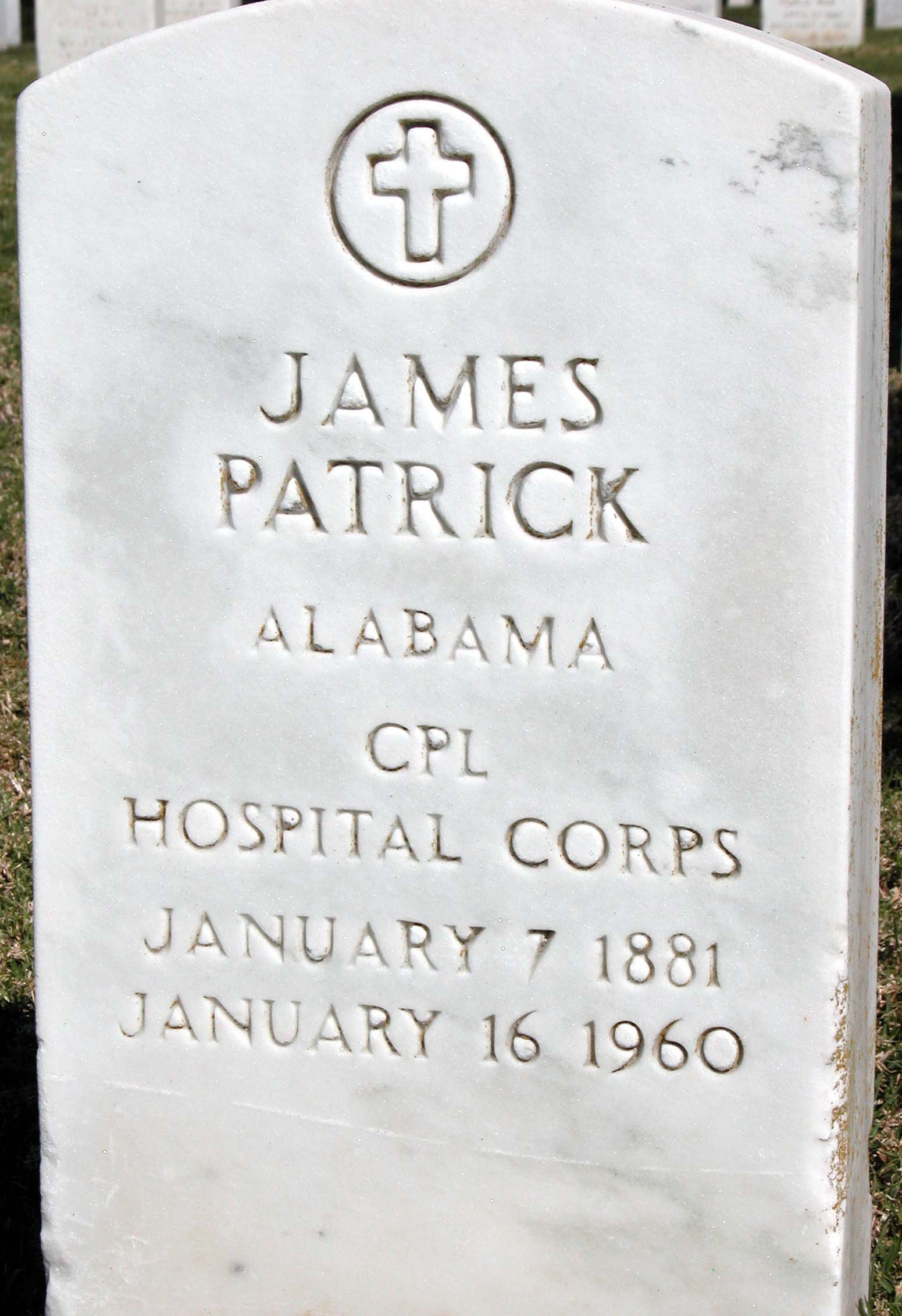 James Edwin Patrick