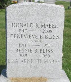 Bessie Bentley