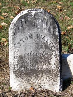 Wade Hampton Walters