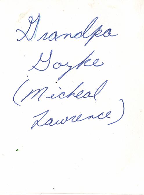 Michael Bernard Geuke