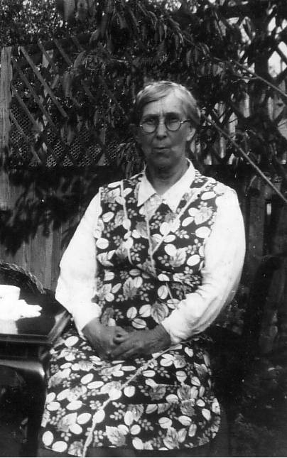 Alice Whitlock