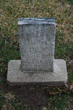 Overton Harris
