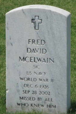 Fred McElwain