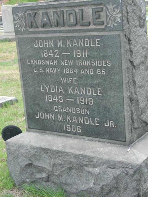 Ethel M Kandle