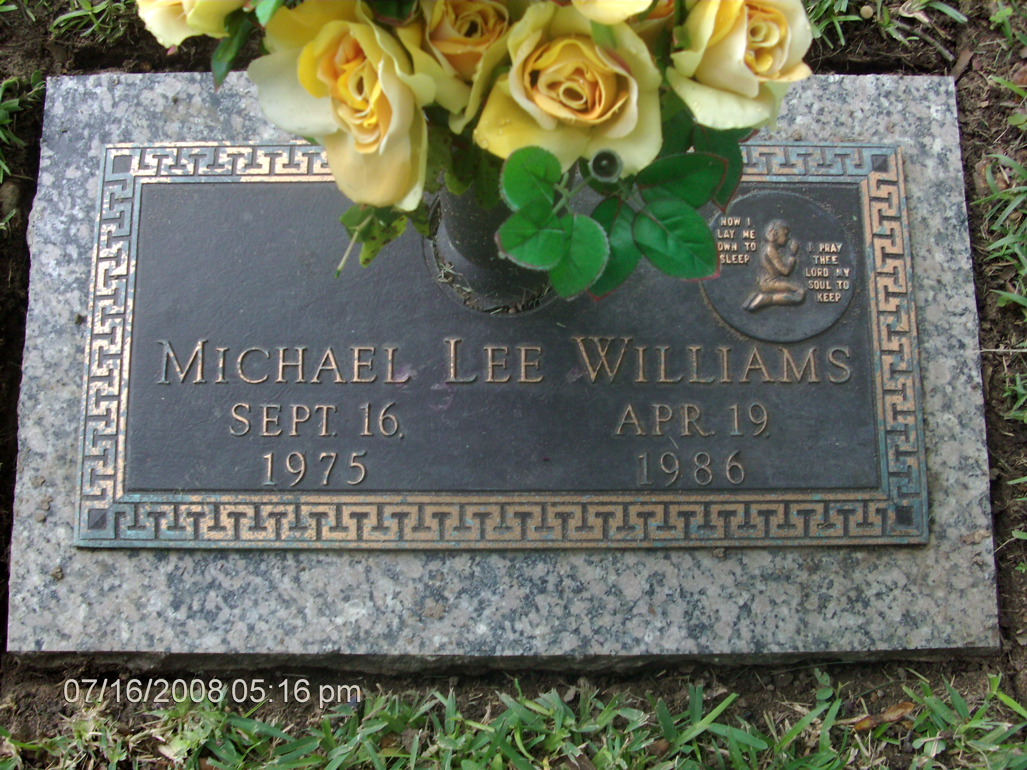 Michael Lee Williams