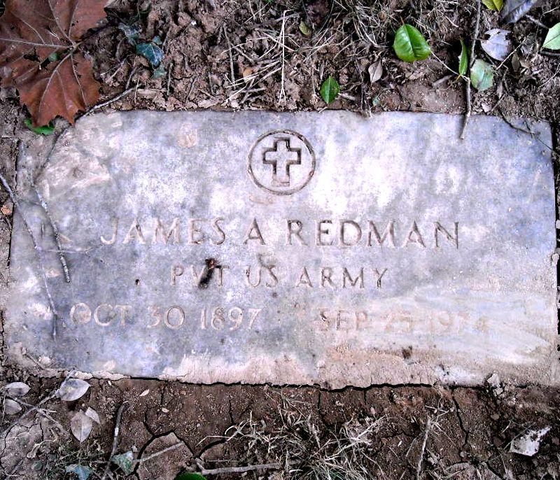 James R Redman