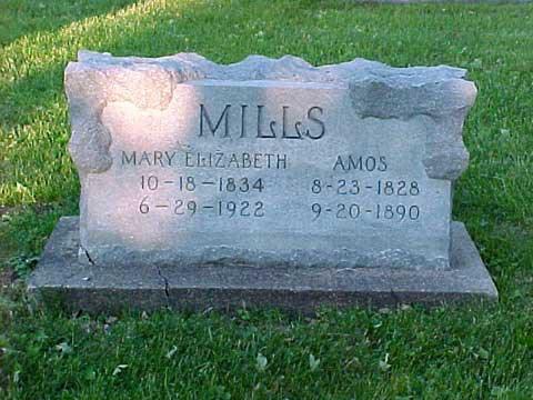 Amos Mills