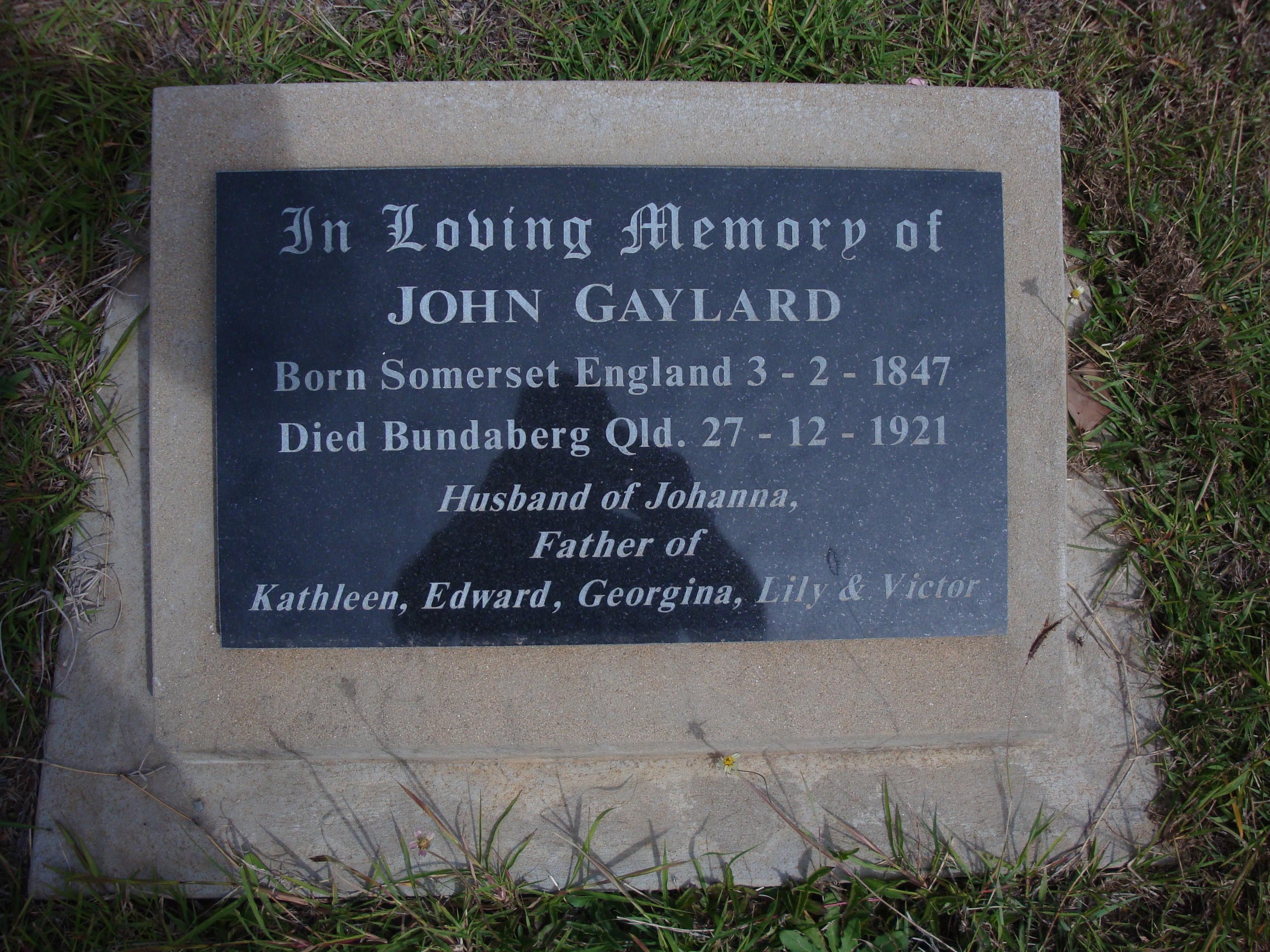 John Gaylard