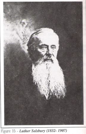 Luther Salsbury