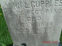 John L Cupples