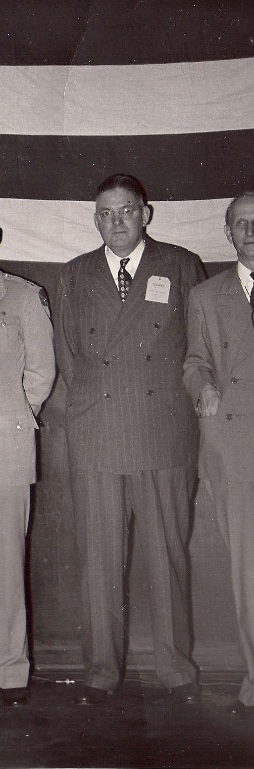 Charles W Dawson