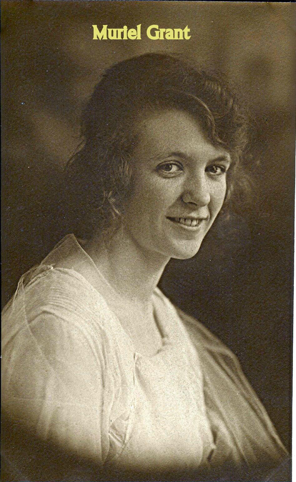 Muriel Olevia Grant