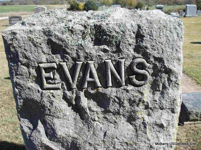 Burrell Evans