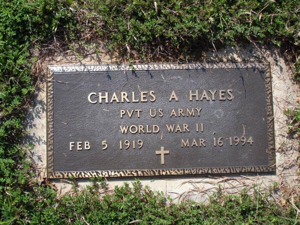 Charles Thomas Hayes