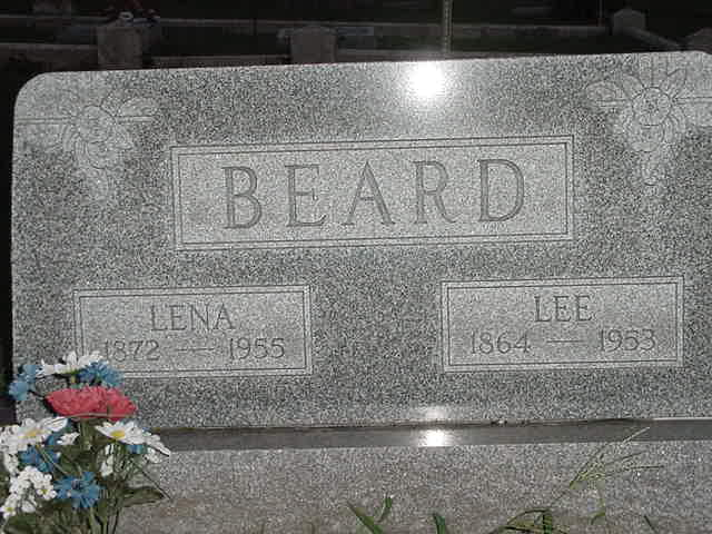 Robert Elwood Beard