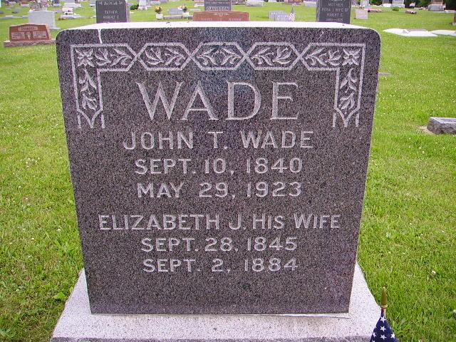 John T Wade