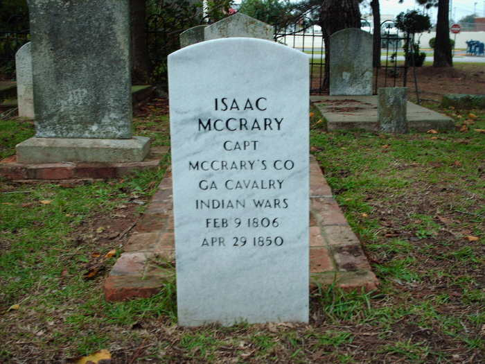 Isaac McCrary