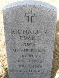 Richard Augustus Evans