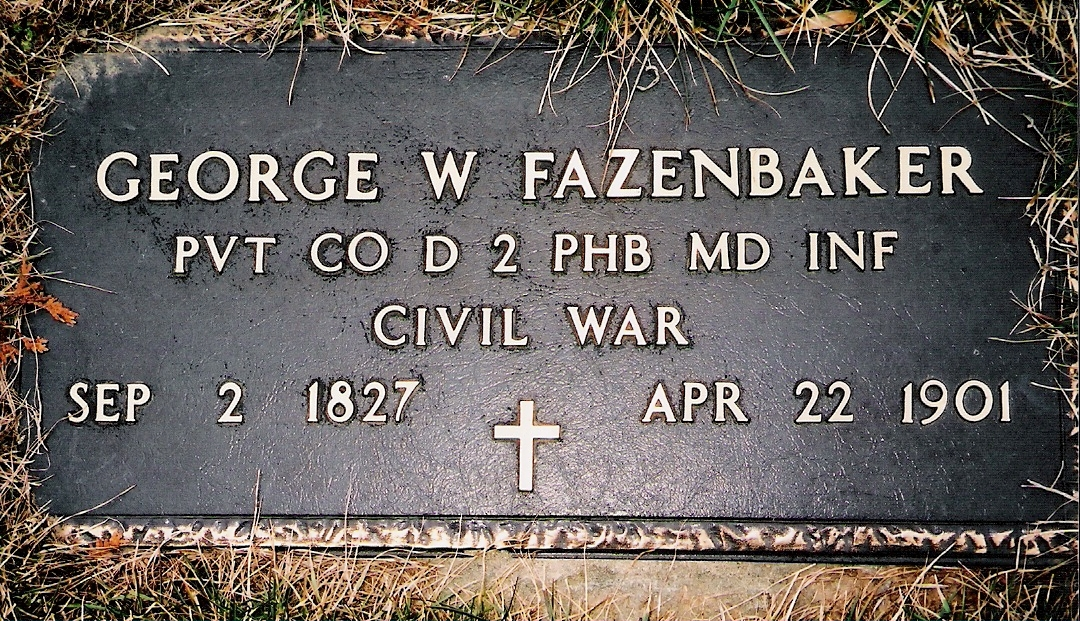 George Jacob Fazenbaker