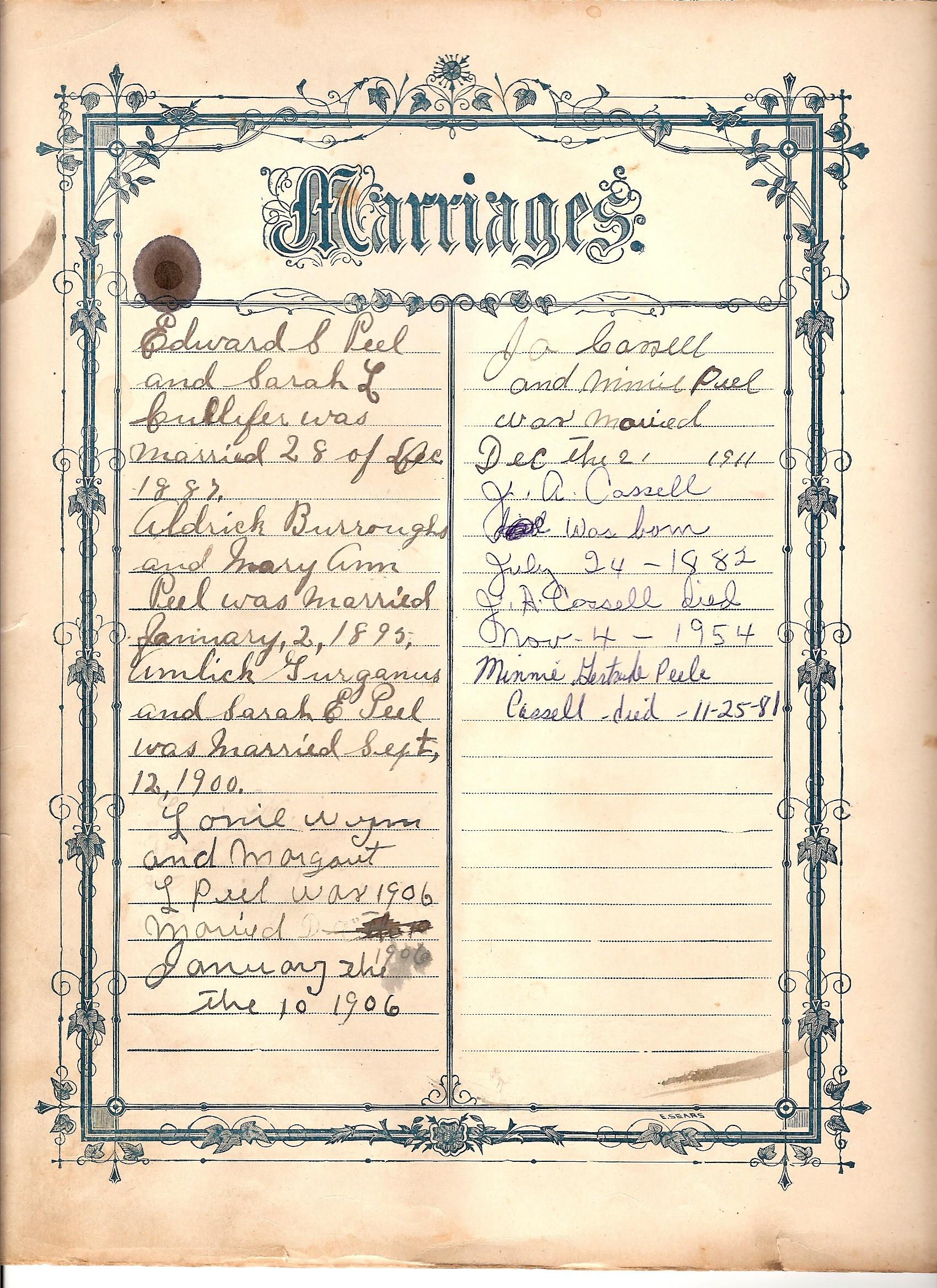 Margaret Jeanne Peel