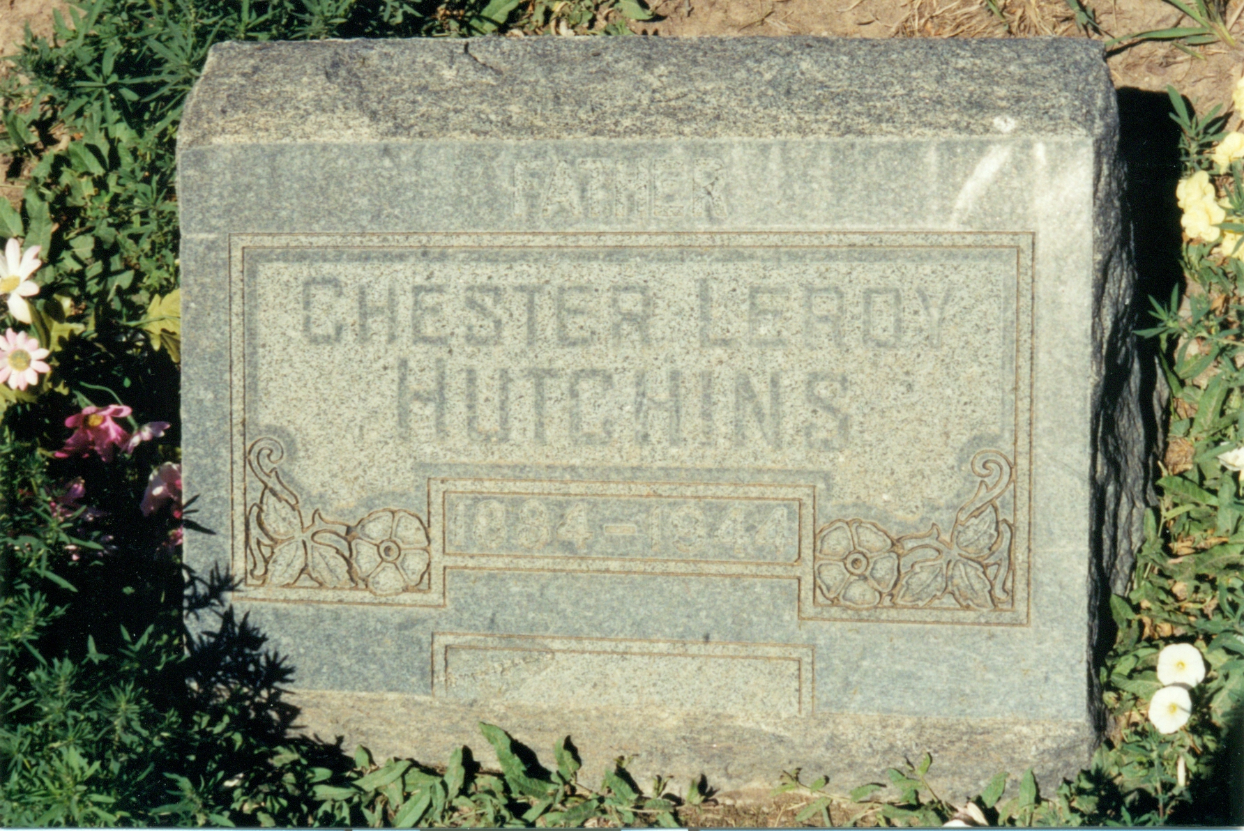 Chester Child Hutchins