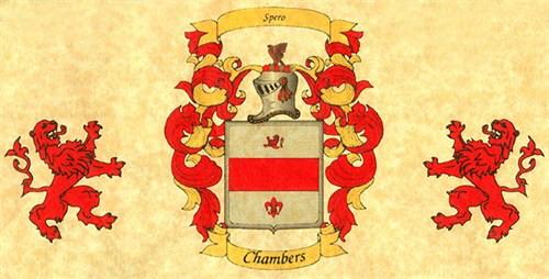 Benjamin S Chambers