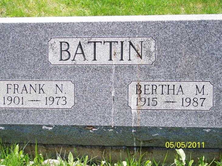 Bertha Melvina Carter