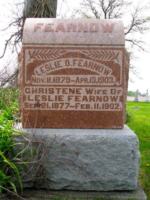 Leslie P Fearnow