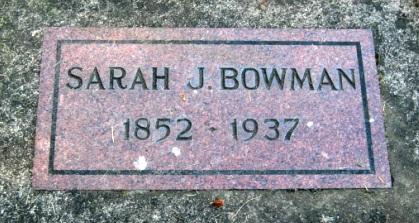 Sarah Jane Price