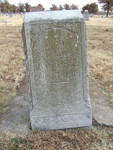 James Alexander Nichols